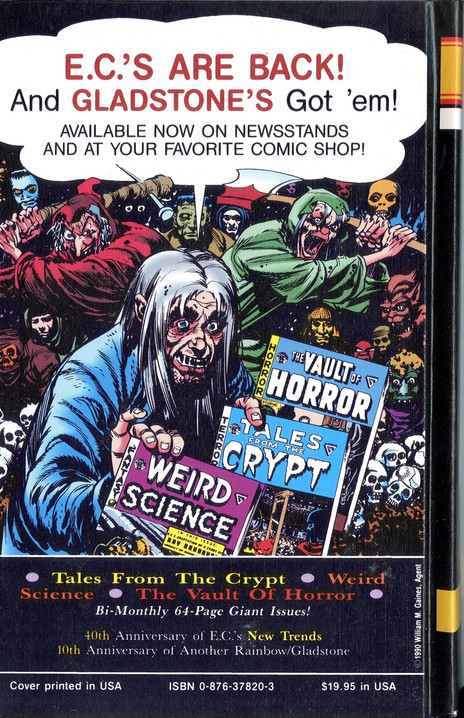 The Overstreet Comic Book Price Guide #20 HC