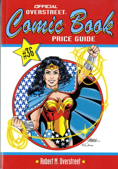(2006)  Cover by George Perez