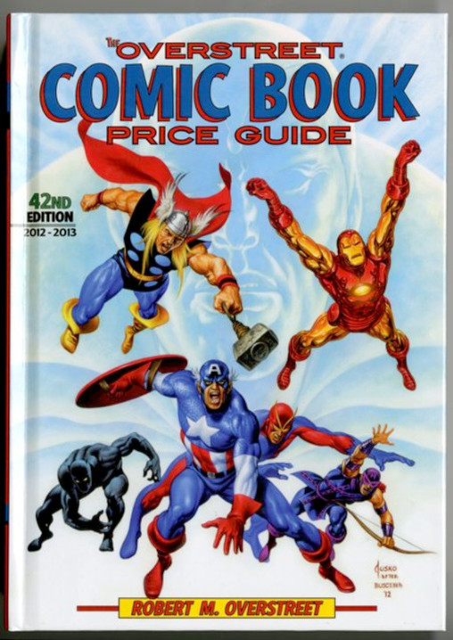 (2012)     Signed by cover artist Joe Jusko!