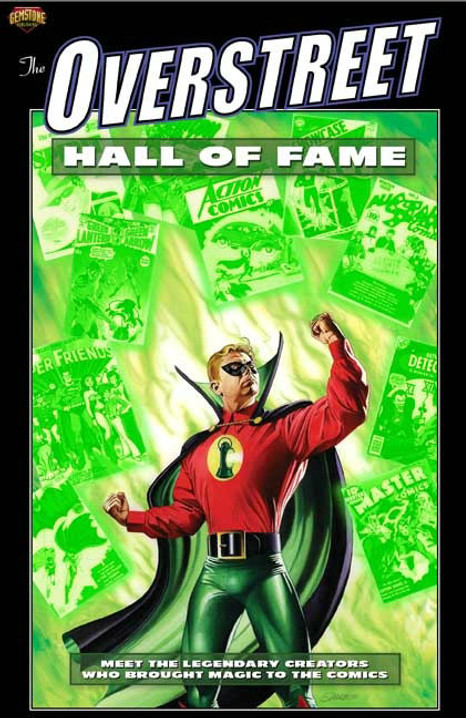Who are the individuals who have made great contributions to the comic book arts?