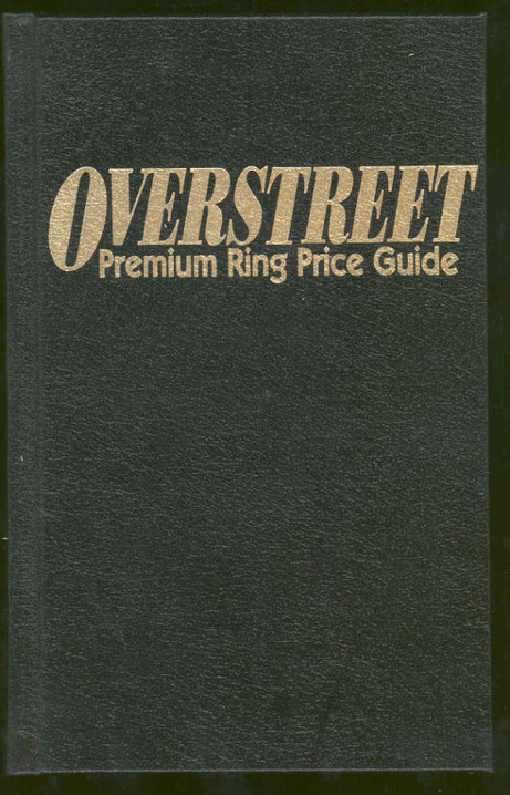 Signed by author Robert M. Overstreet