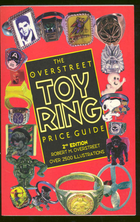 The Overstreet Toy Ring Price Guide #2