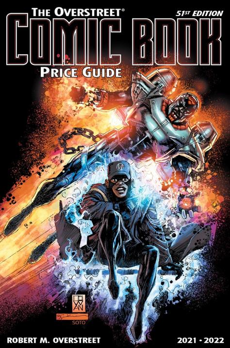 (2021) Cover by Denys Cowan & Bill Sienkiewicz