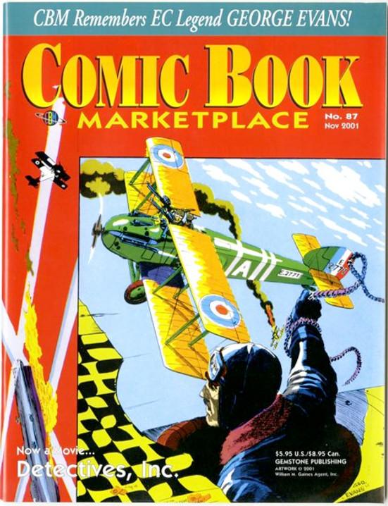 Comic Book Marketplace Volume 3 # 87 _ Cover B