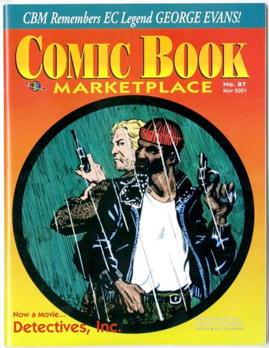 Comic Book Marketplace Volume 3 # 87 _ Cover C