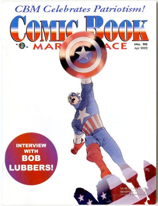 Comic Book Marketplace Volume 3 # 90 _ Cover A