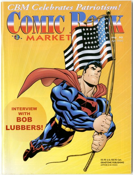 Comic Book Marketplace Volume 3 # 90 _ Cover B