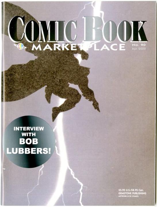 Comic Book Marketplace Volume 3 # 90 _ Cover C