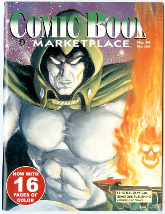 Comic Book Marketplace Volume 3 # 94 _ Cover A