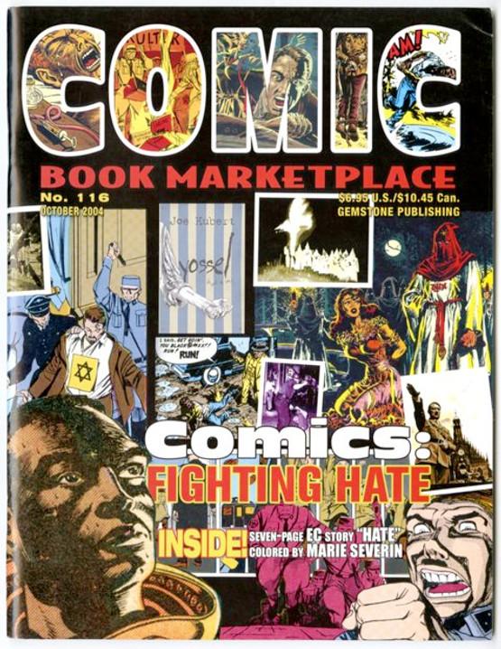 Comic Book Marketplace Volume 3 #116