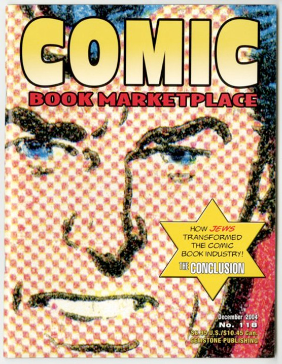 Comic Book Marketplace Volume 3 #118