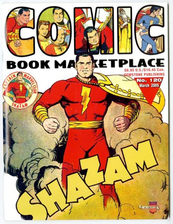 Comic Book Marketplace Volume 3 #120