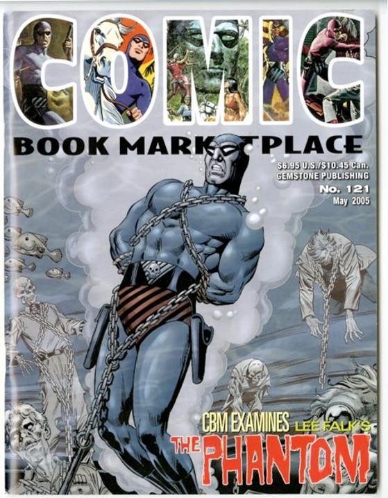 Comic Book Marketplace Volume 3 #121