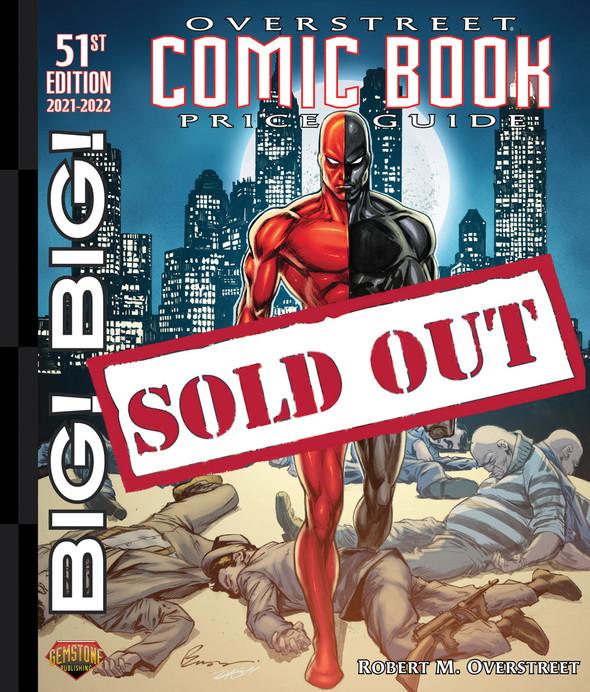 The BIG BIG Overstreet Comic Book Price Guide #51