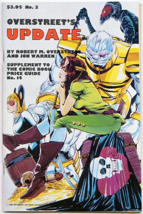 Overstreet's Comic Book Price Update #3