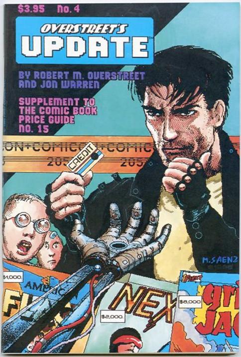 Overstreet's Comic Book Price Update #4