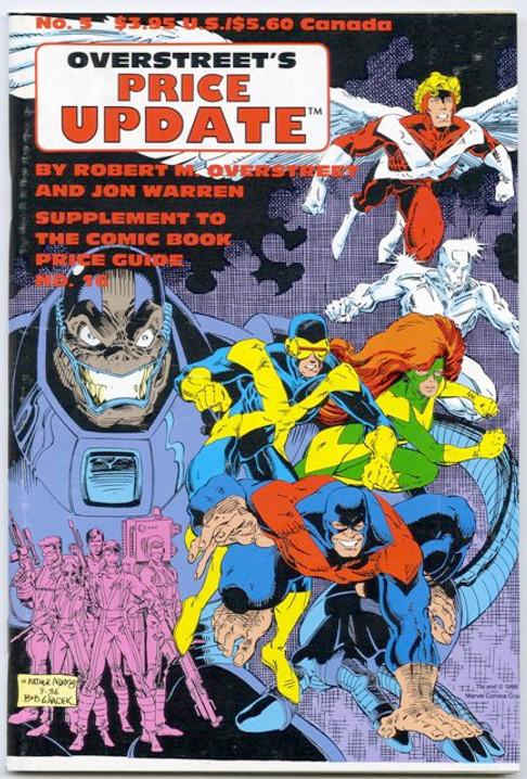Overstreet's Comic Book Price Update #5