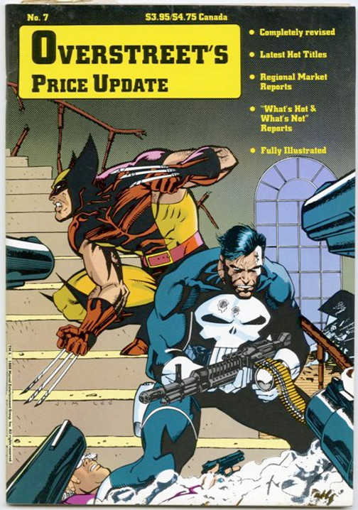 Overstreet's Comic Book Price Update #7