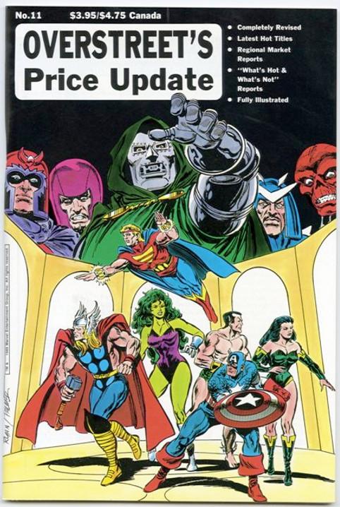 Overstreet's Comic Book Price Update #11