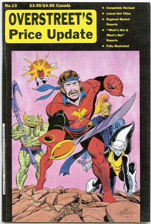 Overstreet's Comic Book Price Update #13