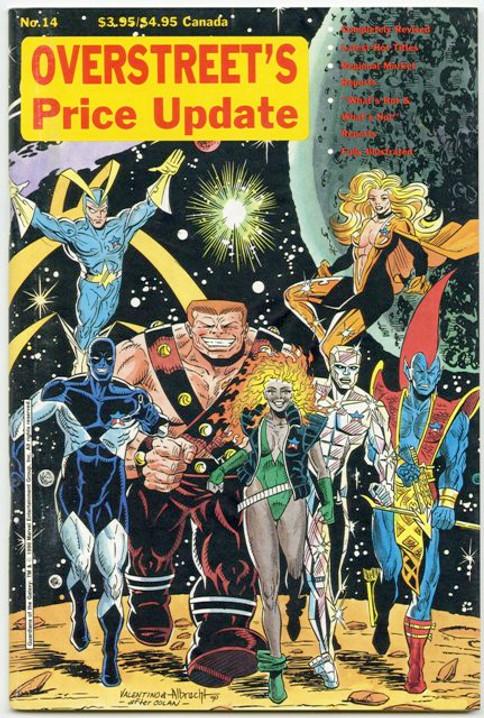 Overstreet's Comic Book Price Update #14