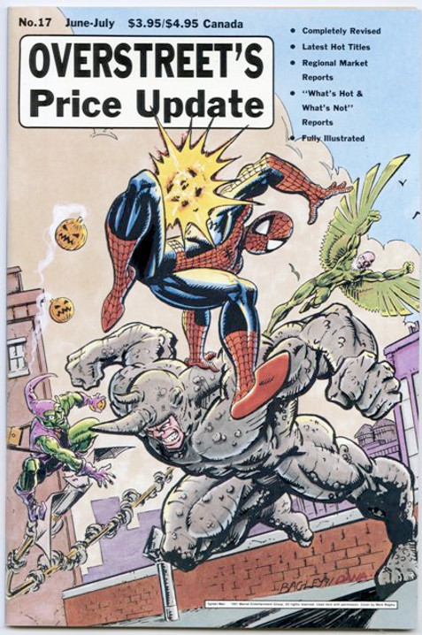 Overstreet's Comic Book Price Update #17