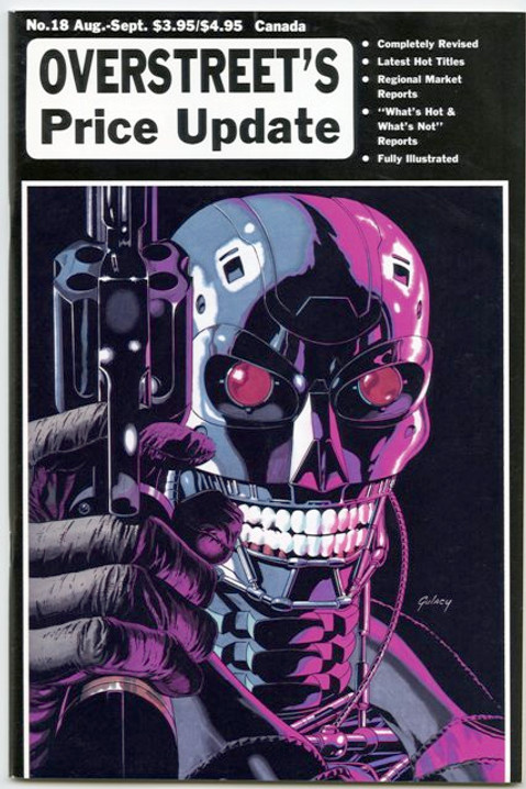 Overstreet's Comic Book Price Update #18