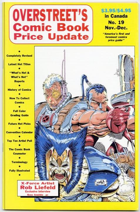 Overstreet's Comic Book Price Update #19