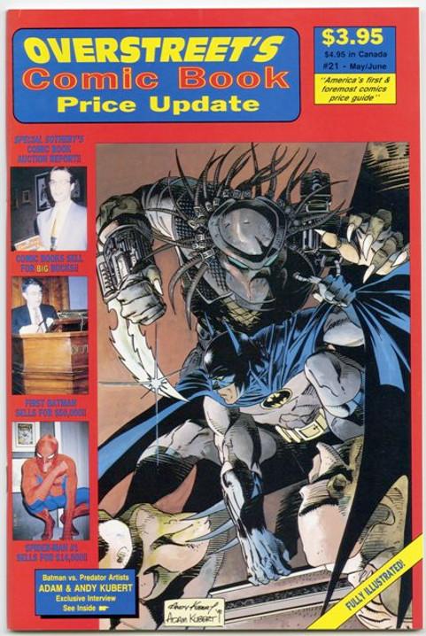 Overstreet's Comic Book Price Update #21