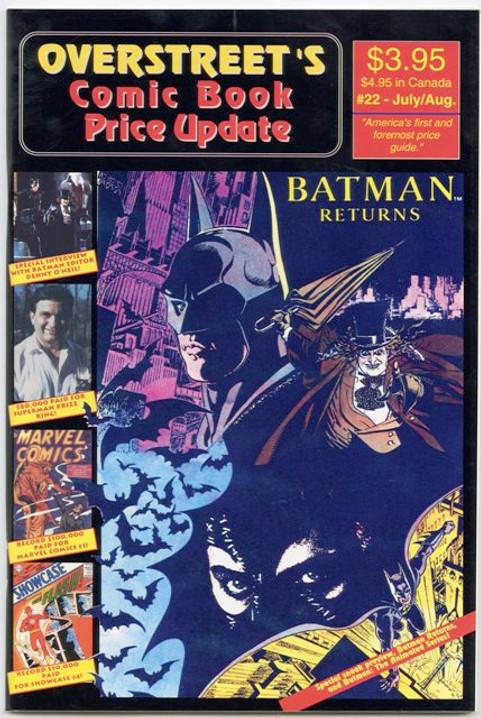 Overstreet's Comic Book Price Update #22