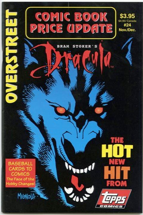 Overstreet's Comic Book Price Update #24