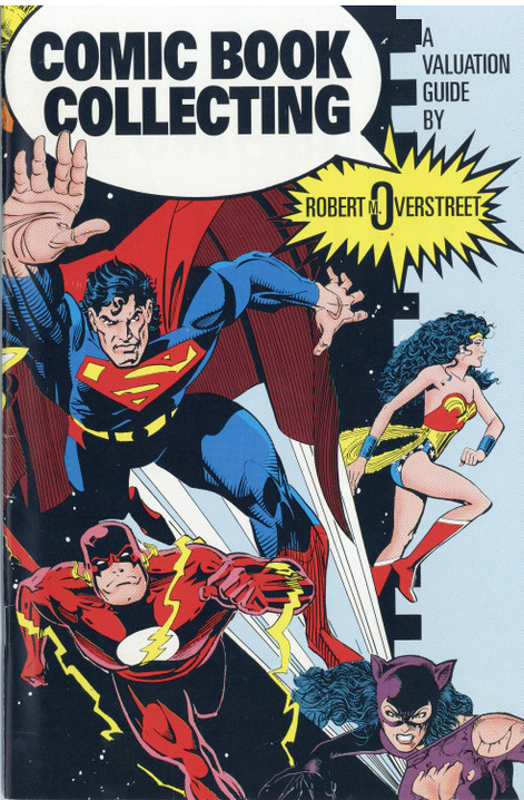 Comic Book Collecting: A Valuation Guide #10