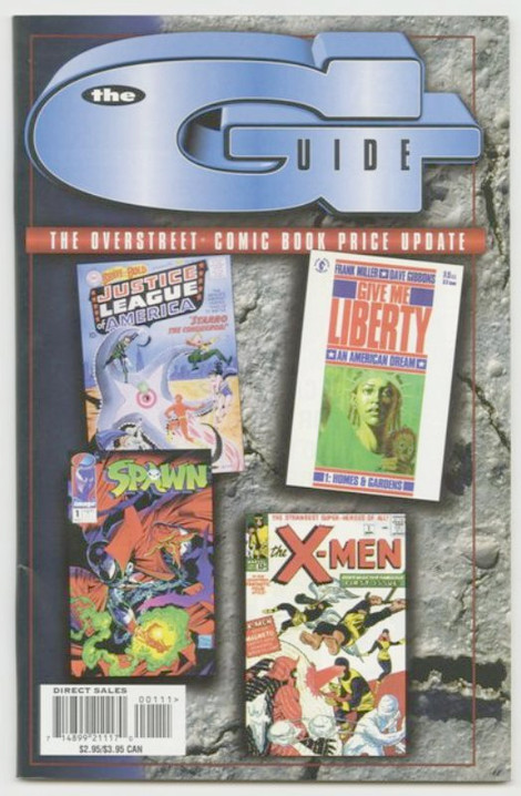 The Guide: The Overstreet Comic Book Price Update # 1