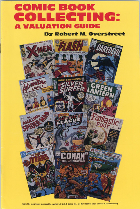 Comic Book Collecting: A Valuation Guide #2