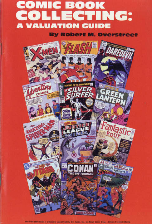 Comic Book Collecting: A Valuation Guide #1