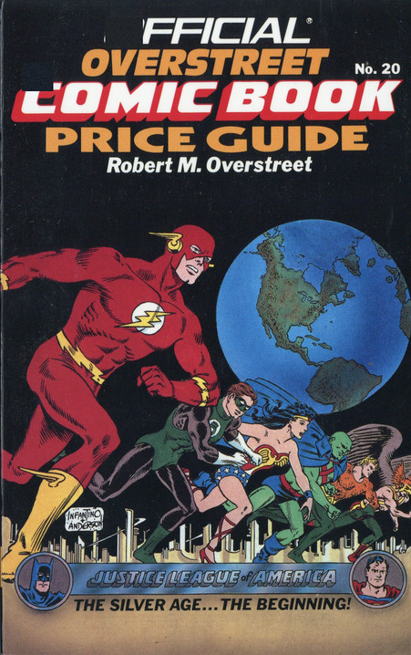 The Overstreet Comic Book Price Guide #20 SC Mass Market Edition