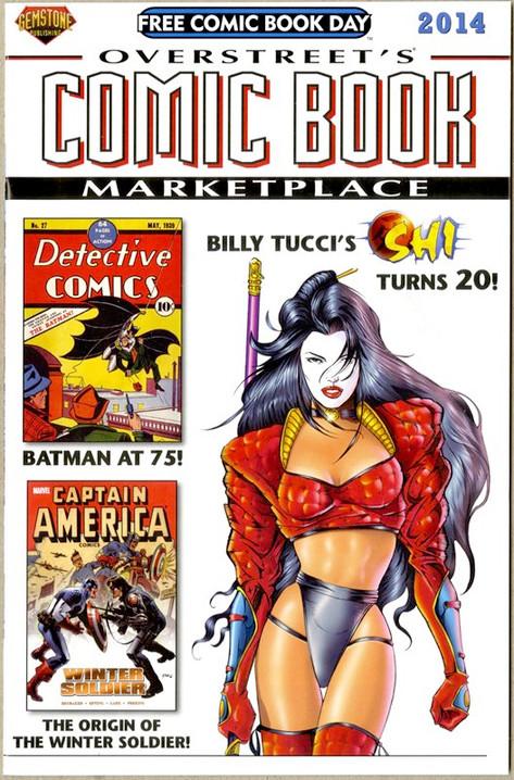 FCBD 2014: Overstreet's Comic Book Marketplace #4