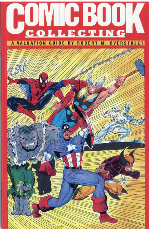 Comic Book Collecting: A Valuation Guide #9