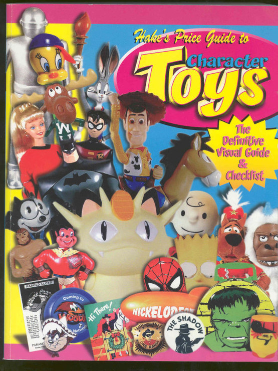 Hake's Price Guide to Character Toys #3 SC