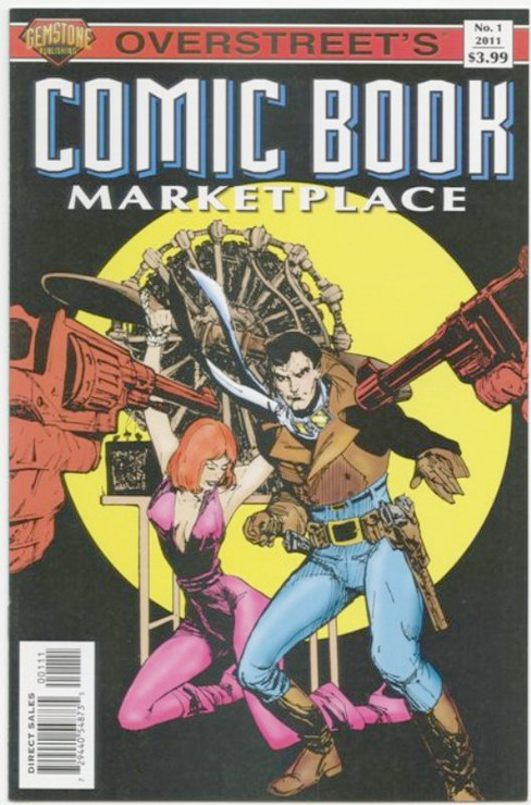 Overstreet's Comic Book Marketplace #1 [2011]