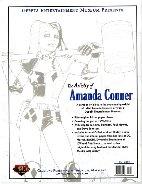 The Artistry of Amanda Conner