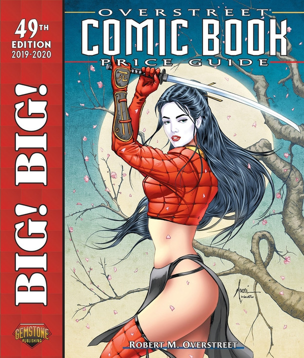 The BIG BIG Overstreet Comic Book Price Guide #49