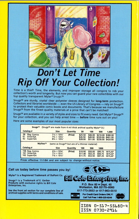 The Overstreet Comic Book Price Guide #15 SC