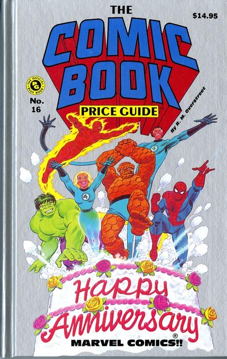 (1986)  Cover by John Romita, Sr