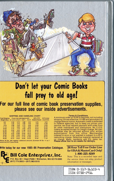 The Overstreet Comic Book Price Guide #16 HC
