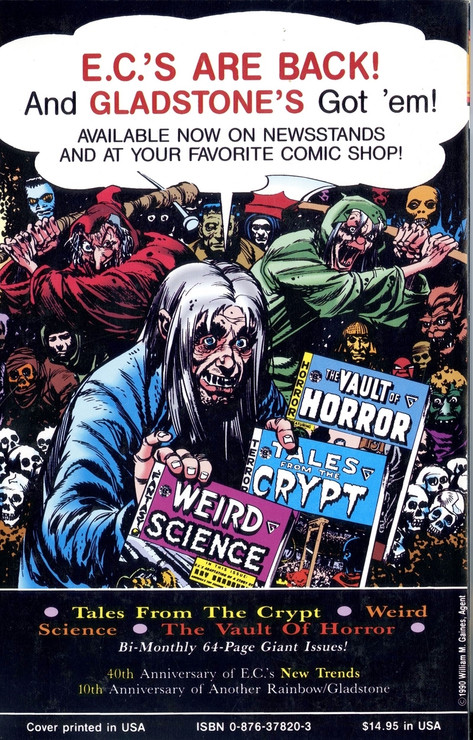 The Overstreet Comic Book Price Guide #20 SC