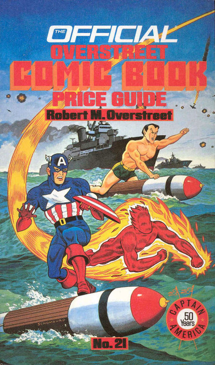 (1991)  Cover by Alex Schomburg