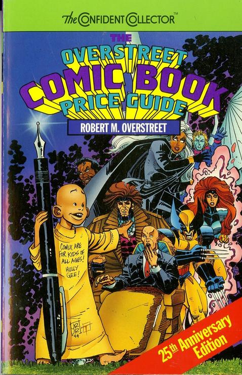 (1995)  Cover by John Romita, Jr