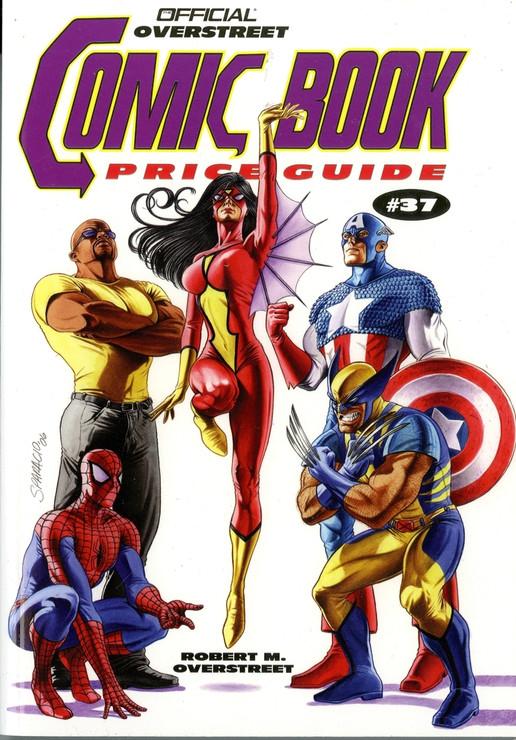 (2007)  Cover by Mark Sparacio