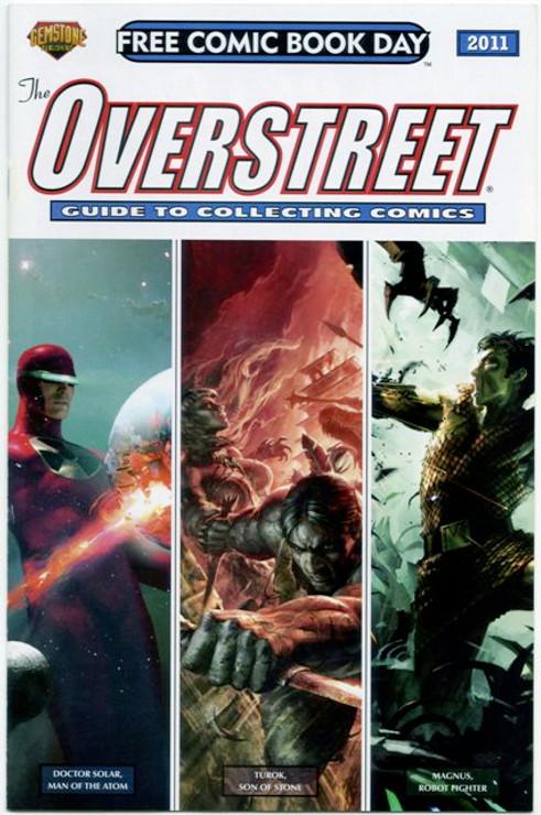 Free Comic Book Day 2011